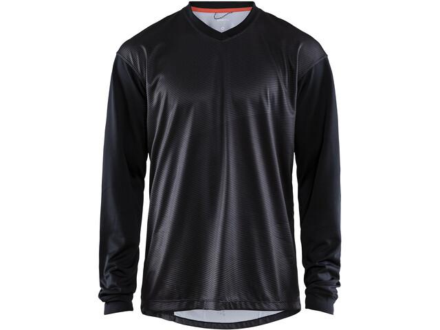 Craft Hale XT LS Jersey Herren black/crest
